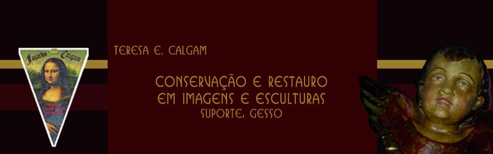 Curso: Conservação e Restauro em Imagens e Esculturas - Suporte: Gesso