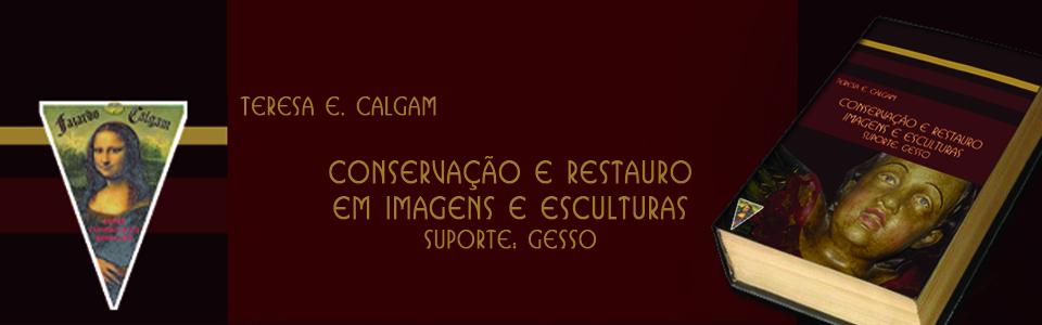 E-book: Conserv. e Restauro em Imagens e Esculturas - Suporte: Gesso